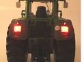 Siku 6880 - Fendt 939 Control 32 dunkel hinten