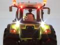 Siku 6882 - Claas Axion 850 Beleuchtet hinten nah