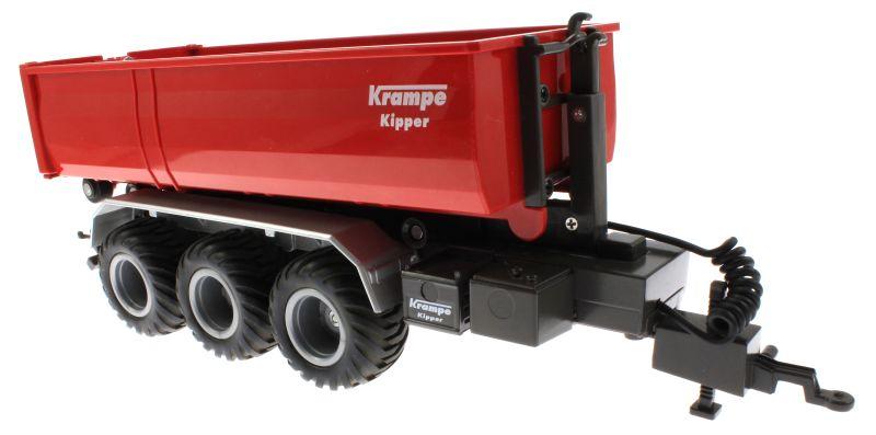 Siku 70019676 - Abrollmulde für Krampe Kipper Control 32 auf Fahrgestell