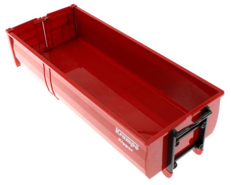 Siku 70019676 - Abrollmulde für Krampe Kipper Control 32 oben vorne rechts