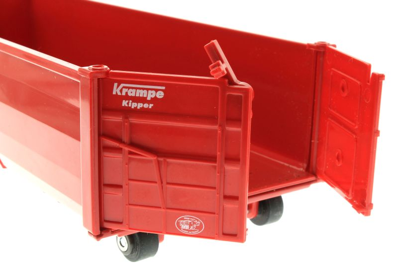 Siku 70019676 - Abrollmulde für Krampe Kipper Control 32 Tür