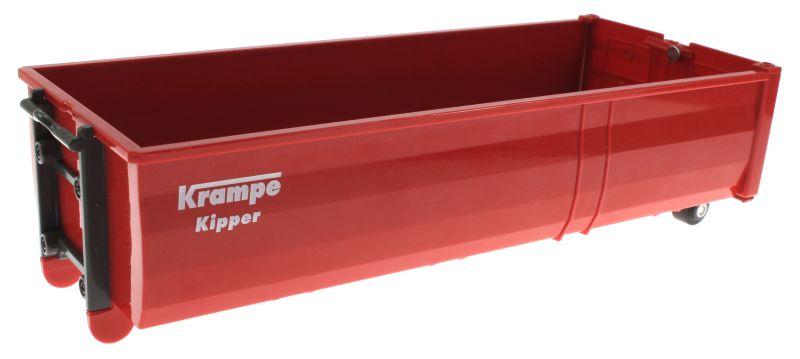 Siku 70019676 - Abrollmulde für Krampe Kipper Control 32 vorne links