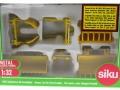 Siku 7070 - Zubehörset für Frontlader Stoll Karton vorne