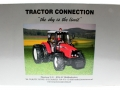 Siku 83051 - Massey Ferguson 5470 Dyna 4 Tractorconnection Karton hinten