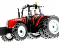 Siku 83051 - Massey Ferguson 5470 Dyna 4 Tractorconnection unten vorne links