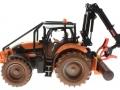 Siku 8509 - Forsttraktor Deutz-Fahr X720 - Autodrom links