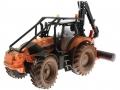 Siku 8509 - Forsttraktor Deutz-Fahr X720 - Autodrom vorne links