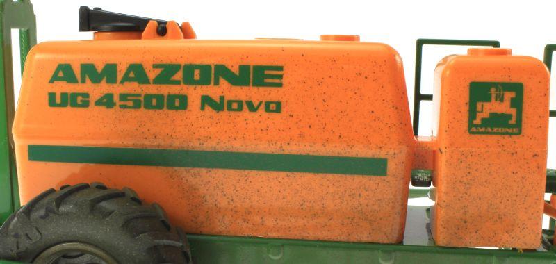 Siku 8511 - Amazone Feldspritze Autodrom Logo