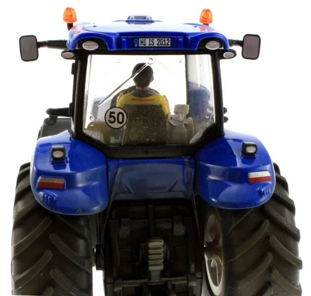 Siku 8511 - New Holland T8.390 Autodrom hinten