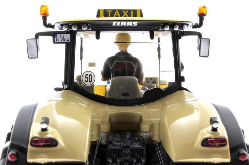 Siku 8513 - Claas 950 Axion Taxi - Autodrom - hinten oben