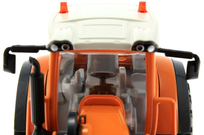 Siku 8515 - Fendt 927 Vario mit Frontlader Control 32 - Autodrom Kommunal in Orange Lenkrad