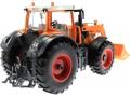 Siku 8515 - Fendt 927 Vario mit Frontlader Control 32 - Autodrom Kommunal in Orange hinten rechts