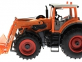 Siku 8515 - Fendt 927 Vario mit Frontlader Control 32 - Autodrom Kommunal in Orange links