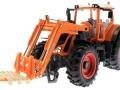Siku 8515 - Fendt 927 Vario mit Frontlader Control 32 - Autodrom Kommunal in Orange mit Palettengabel