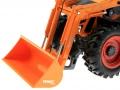 Siku 8515 - Fendt 927 Vario mit Frontlader Control 32 - Autodrom Kommunal in Orange mit Schaufel