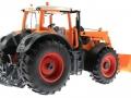 Siku 8515 - Fendt 927 Vario mit Frontlader Control 32 - Autodrom Kommunal in Orange unten hinten rechts