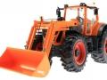 Siku 8515 - Fendt 927 Vario mit Frontlader Control 32 - Autodrom Kommunal in Orange unten vorne links
