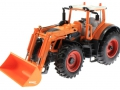 Siku 8515 - Fendt 927 Vario mit Frontlader Control 32 - Autodrom Kommunal in Orange vorne links