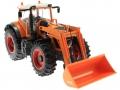 Siku 8515 - Fendt 927 Vario mit Frontlader Control 32 - Autodrom Kommunal in Orange vorne rechts