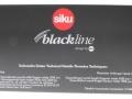 Siku 8602 - Lanz Bulldog mit klassischem Anhänger - Blackline Karton hinten