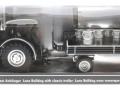 Siku 8602 - Lanz Bulldog mit klassischem Anhänger - Blackline Katon vorne