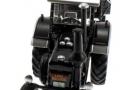 Siku 8602 - Lanz Bulldog mit klassischem Anhänger - Blackline oben vorne
