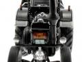 Siku 8602 - Lanz Bulldog mit klassischem Anhänger - Blackline vorne