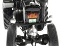 Siku 8602 - Lanz Bulldog mit klassischem Anhänger - Blackline vorne unten