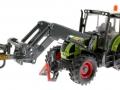 Siku 8856 - Claas Traktor Set 125 Jahre Karstadt vorne links