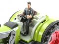 Siku 8856 - Claas Traktor Set 125 Jahre Karstadt Fahrer