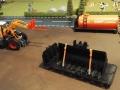 Breite Schaufel für den Siku Control 32 Liebherr Bagger