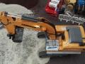 Siku Control 32 Liebherr Bagger mit Sortier Schaufel von oben