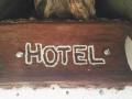 Siku Insektenhotel - Hotel Schild