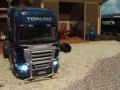 Siku LKW Scania mit Rammschutzbügel