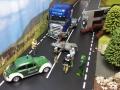 Siku Control LKW Unfall mit Wildschweinen