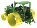 Siku Moorbuldog Set Traktorado 2008 - Hannomag R45 hinten links