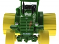 Siku Moorbuldog Set Traktorado 2008 - Hannomag R45 vorne