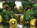 Siku Moorbuldog Set Traktorado 2008 - Lanz Bulldog und Hannomag R45 Diorama