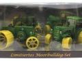 Siku Moorbuldog Set Traktorado 2008 - Lanz Bulldog und Hannomag R45 Karton vorne