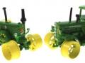 Siku Moorbuldog Set Traktorado 2008 - Lanz Bulldog und Hannomag R45