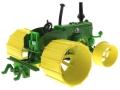 Siku Moorbuldog Set Traktorado 2008 - Lanz Bulldog hinten rechts
