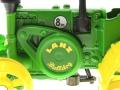 Siku Moorbuldog Set Traktorado 2008 - Lanz Bulldog Logo