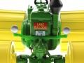 Siku Moorbuldog Set Traktorado 2008 - Lanz Bulldog Nummernschild