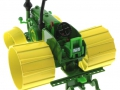 Siku Moorbuldog Set Traktorado 2008 - Lanz Bulldog oben hinten links