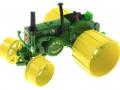 Siku Moorbuldog Set Traktorado 2008 - Lanz Bulldog oben vorne links
