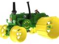 Siku Moorbuldog Set Traktorado 2008 - Lanz Bulldog unten vorne links