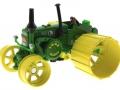 Siku Moorbuldog Set Traktorado 2008 - Lanz Bulldog vorne links