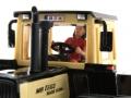 Siku MB Trac 1800 Intercooler mit Ballonbereifung - Traktorado 2016 Fahrerin