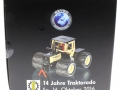Siku MB Trac 1800 Intercooler mit Ballonbereifung - Traktorado 2016 Karton Seite