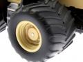 Siku MB Trac 1800 Intercooler mit Ballonbereifung - Traktorado 2016 Reifen